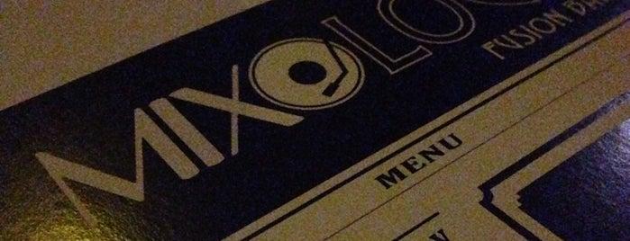 Mixology Fusion Bar is one of สถานที่ที่ Viridiana ถูกใจ.