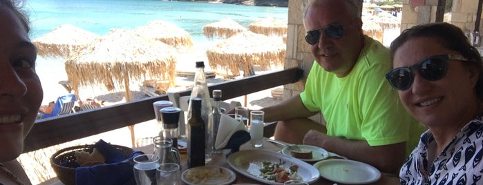 Limnionas Beach is one of Samos Plaj 🏓.