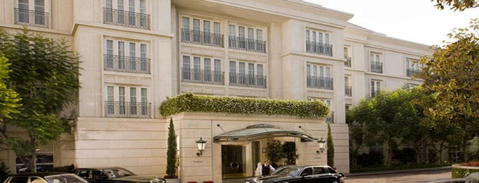 The Peninsula Beverly Hills is one of #myhints4LosAngeles.