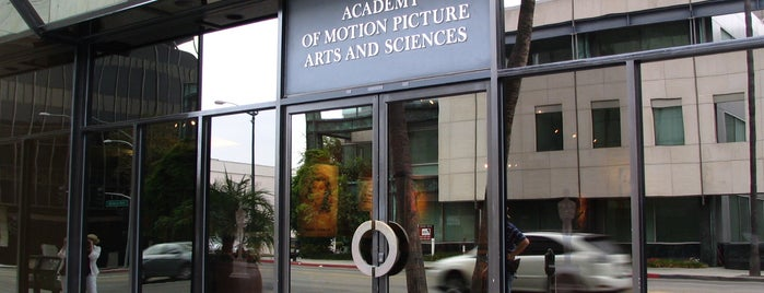 Academy of Motion Picture Arts and Sciences is one of LA.
