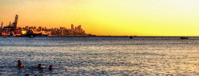 Praia do Canta Galo is one of สถานที่ที่บันทึกไว้ของ #Sigo todos de volta. Lafael.