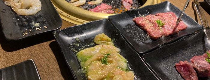 Gyu-Kaku Japanese BBQ is one of Food Places I Want To Try.