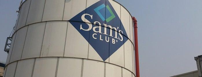 Sam's Club is one of สถานที่ที่ Paola Gabriela ถูกใจ.