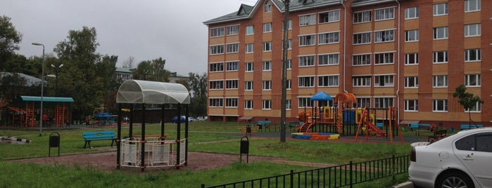 Клёново is one of Tempat yang Disimpan ŚkⒶℳÂℕ 🎿⛷🇷🇺🇩🇪 (͡๏̯͡๏).