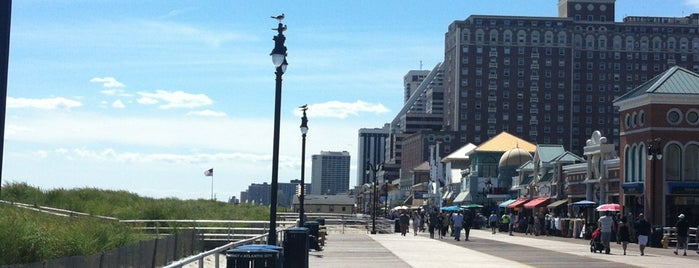 Tropicana Boardwalk is one of Things To Do In NJ.