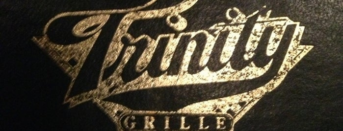 Trinity Grille is one of Lugares guardados de Ike.