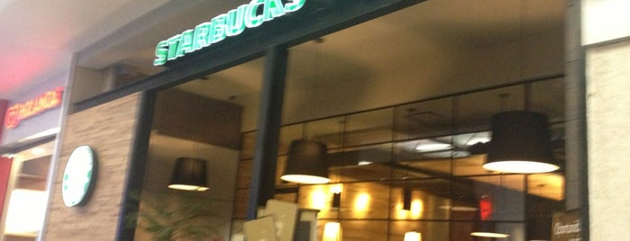 Starbucks is one of Orte, die Angeles gefallen.