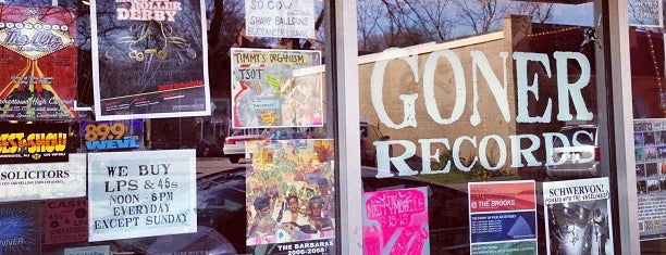 Goner Records is one of Memphis.