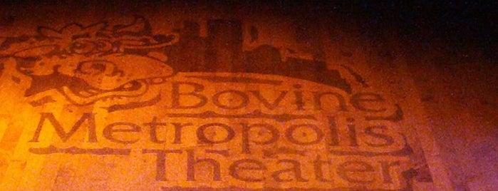 Bovine Metropolis Theater & School of Improv is one of Denver 2013.