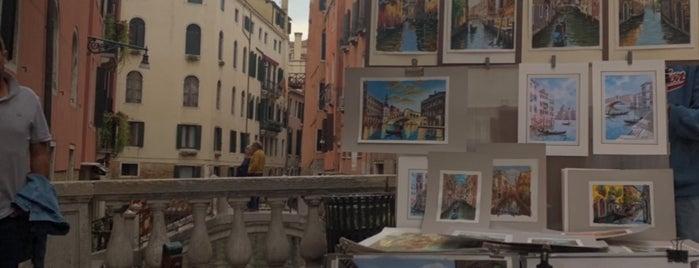 Venecia is one of สถานที่ที่ Miguel ถูกใจ.