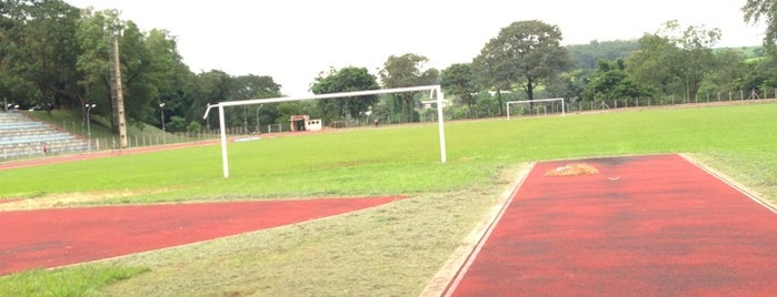Centro de Educação Física, Esportes e Recreação (CEFER/ USP) is one of Jaqueline 님이 좋아한 장소.