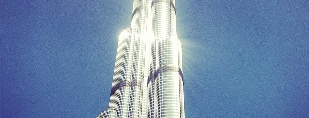 Burj Khalifa is one of Dubai, UAE.