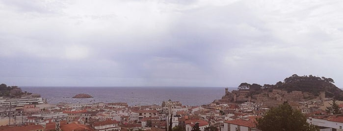 Résidence Pierre & Vacances Villa Romana is one of Lloret De Mar, Girona (August 2016).