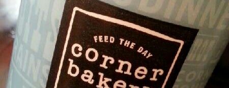 Corner Bakery Cafe is one of Andrew 님이 좋아한 장소.
