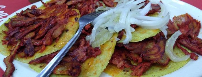 "Tacos ""LosChileros"" is one of Ismael 님이 좋아한 장소."