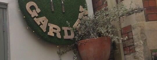 The Garden is one of UK Restaurants.