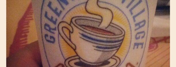 Greenwich Village Coffee Co.(New York, New York) is one of jonas 님이 좋아한 장소.
