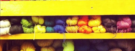 Downtown Yarns is one of NYC Arts & Crafts + Scrapbooking.