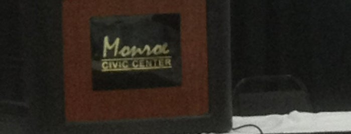 Monroe Civic Center is one of My Favorite Places.