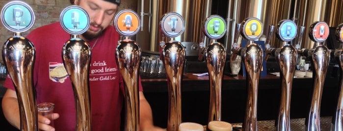Platform Beer Co is one of Cleveland.
