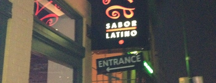 Azuca Nuevo Latino is one of places to try.