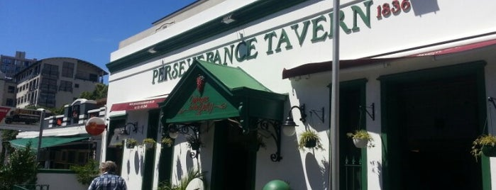 Perseverance Tavern is one of Cape Town East City Rib Route.
