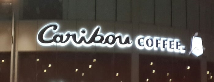 Caribou Coffee is one of Qatar.