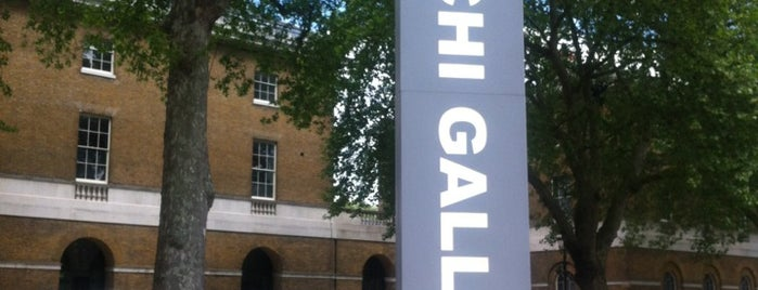 Saatchi Gallery is one of London - All you need to see!.