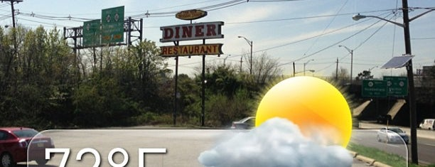 New Golden Dawn Diner is one of New Jersey Diners.