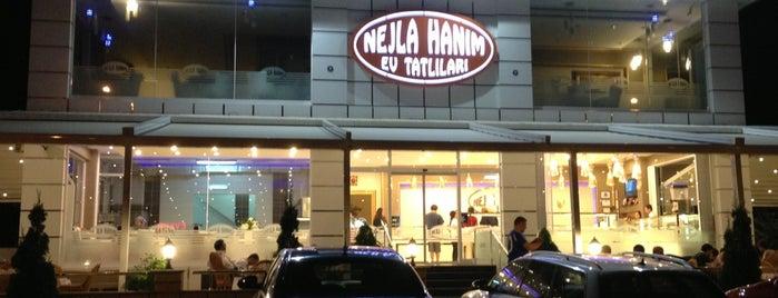 Nejla Hanım Ev Tatlıları is one of Gürkan 님이 좋아한 장소.
