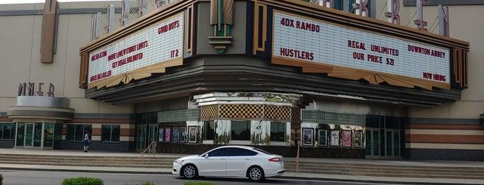 Regal Warren Moore 4DX & IMAX is one of Orte, die Cyndi gefallen.