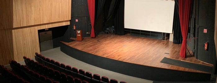 Teatro Moisés Calleja is one of Posti che sono piaciuti a Jorge.