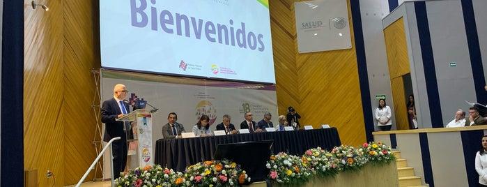 Instituto Nacional de Salud Publica is one of ada eats and explores, mexico.
