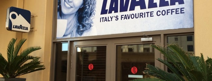 Lavazza Cafe is one of Tempat yang Disukai Bella.