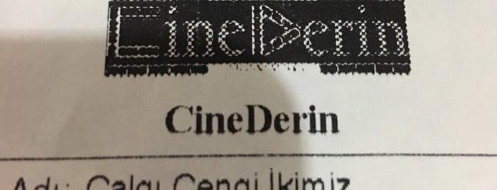 Cinederin Sineması Cekmekoy is one of Sinema (Gittiklerim).