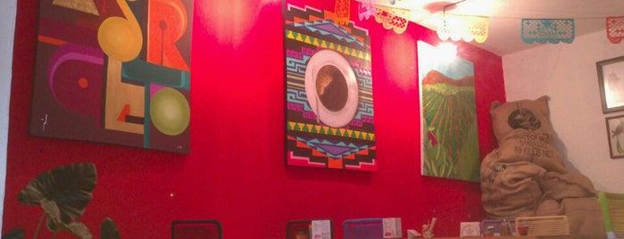 Broga Café is one of Melani 님이 저장한 장소.