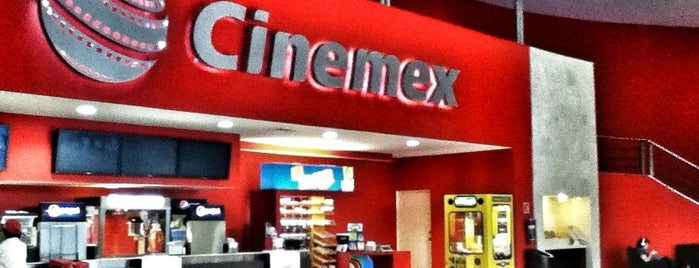 Cinemex is one of Posti che sono piaciuti a Miguel.