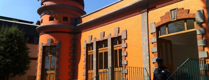 Museo Nacional de Culturas Populares is one of Museos DF.