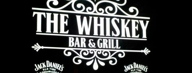 The Whiskey Bar & Grill is one of Posti che sono piaciuti a Chia.