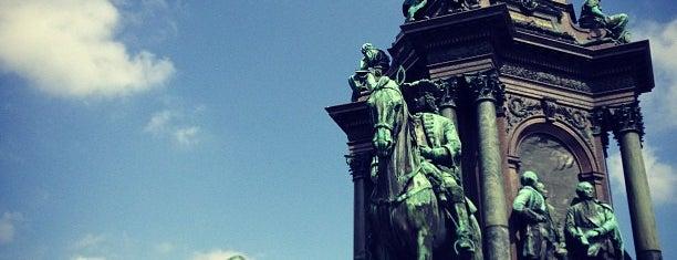 Maria-Theresien-Platz is one of Wien.