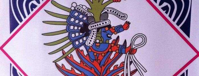 Azul Mayahuel is one of Pulcatonas.