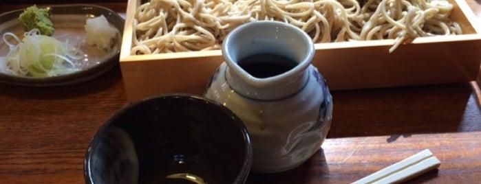 そば小屋 is one of Kazuoさんのお気に入りスポット.