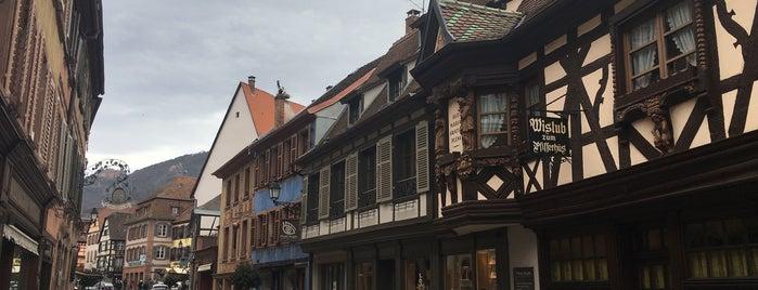 Wistub Zum Pfifferhus is one of Alsace - Lorraine.