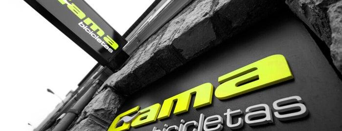 Gama Bicicletas is one of Locais curtidos por Andoni.