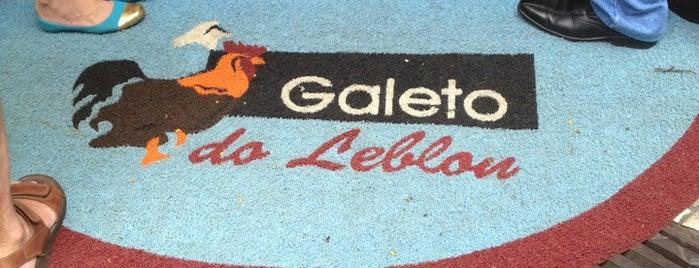 Galeto do Leblon is one of Tempat yang Disukai Michel.