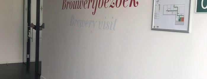 Brouwerij Stella Artois is one of Locais salvos de Diego.
