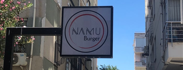 Namuburger is one of Posti salvati di Halil G..