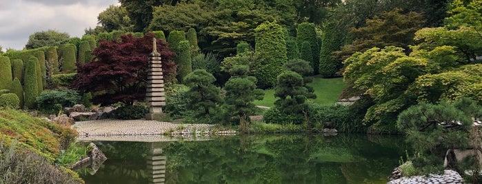 Japanischer Garten is one of Bonn.