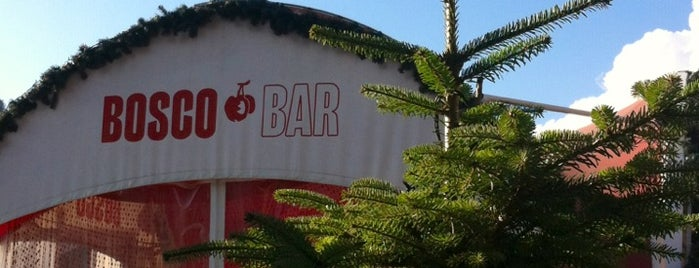 Bosco Bar is one of Sochi 2018.