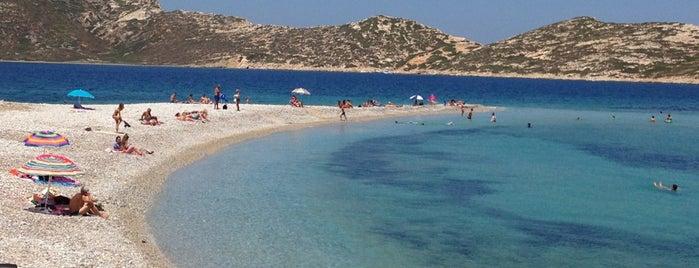 Agios Pavlos is one of Tempat yang Disukai Menia.